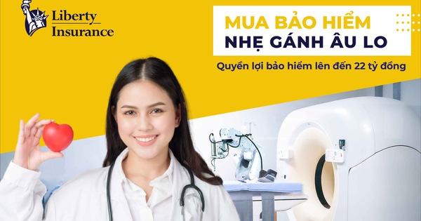 Bảo hiểm sức khỏe cá nhân cao cấp Liberty Healthcare