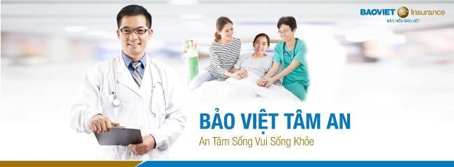 Bảo hiểm Bảo Việt Tâm An: An tâm sống vui sống khỏe
