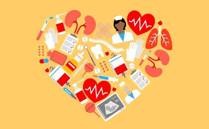 Chăm sóc sức khỏe với bảo hiểm sức khỏe toàn diện UIC