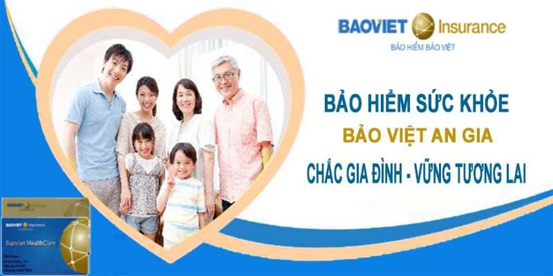 Bảo hiểm sức khỏe Aon Bảo Việt An Gia - Ảnh: Internet