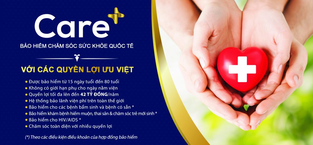 Bảo hiểm sức khỏe cho người trên 65 tuổi Care Plus