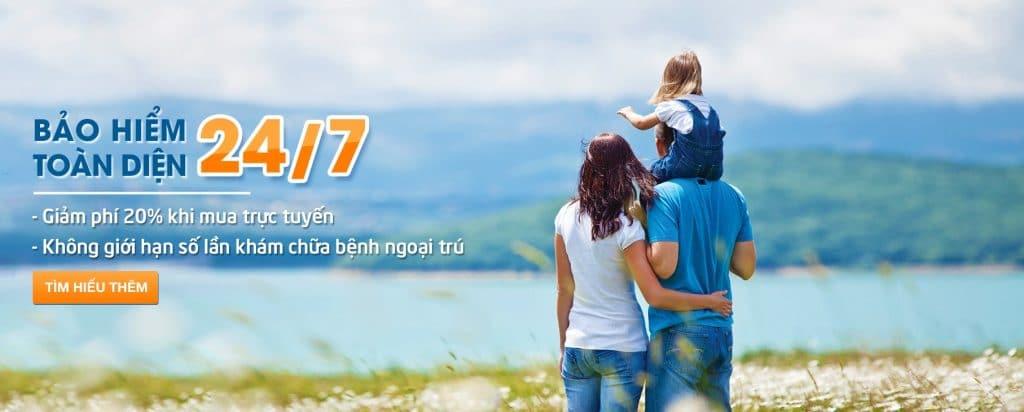 Bảo hiểm sức khỏe cho nhân viên: Gói Bảo hiểm toàn diện 24/7 của Pjico