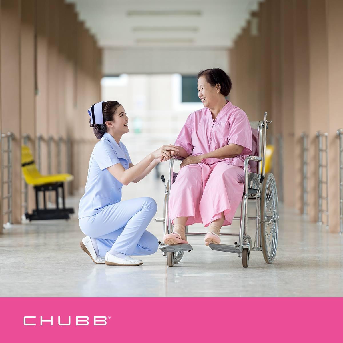 bảo hiểm sức khỏe Chubb Life - Gói bảo hiểm hỗ trợ viện phí