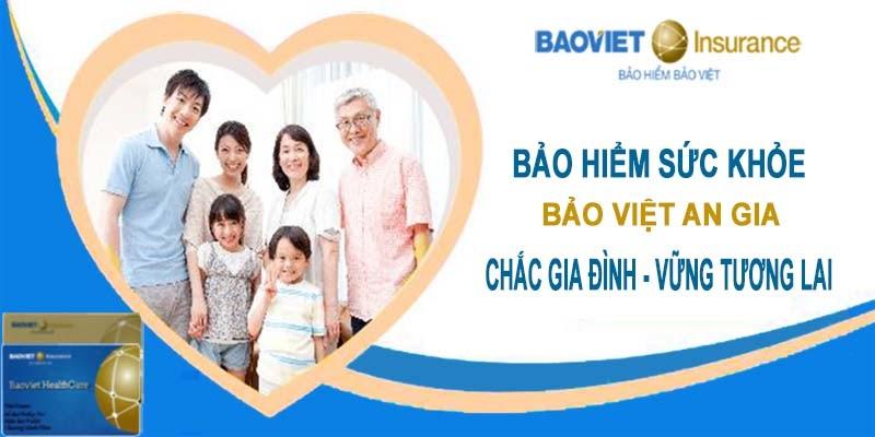 Bảo Việt An Gia giúp mang đến sự yên tâm cho mọi người trong đời sống